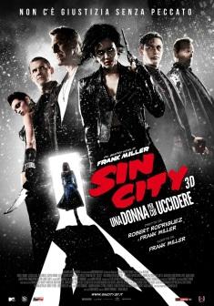 Sin City - Una donna per cui uccidere (2014)