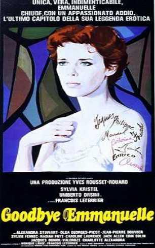 Goodbye Emmanuelle – Emanuelle 3 (1977)