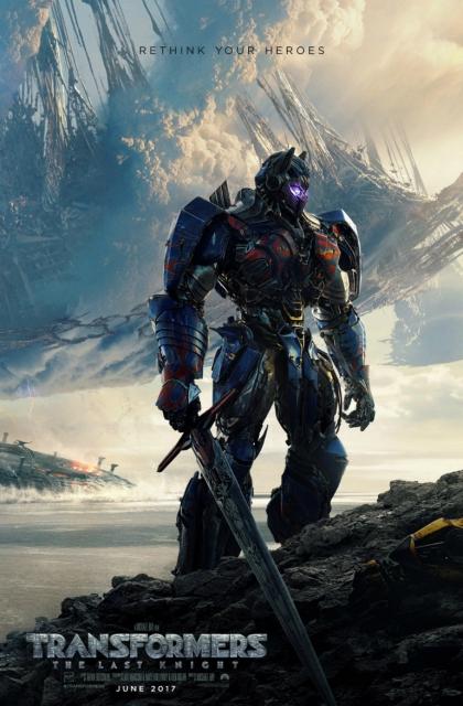 Transformers 5: L'Ultimo Cavaliere (2017)