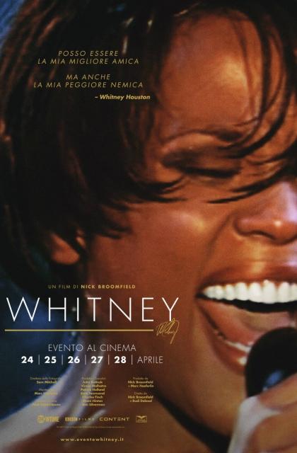 Whitney Houston (2017)