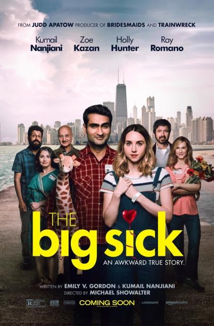 The Big Sick – Il matrimonio si può evitare… l'amore no (2017)