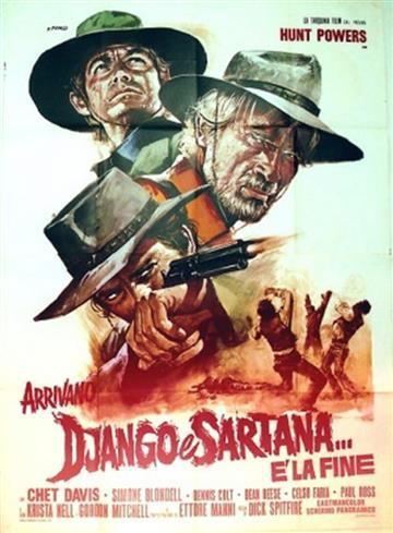 Arrivano Django e Sartana… è la fine (1970)