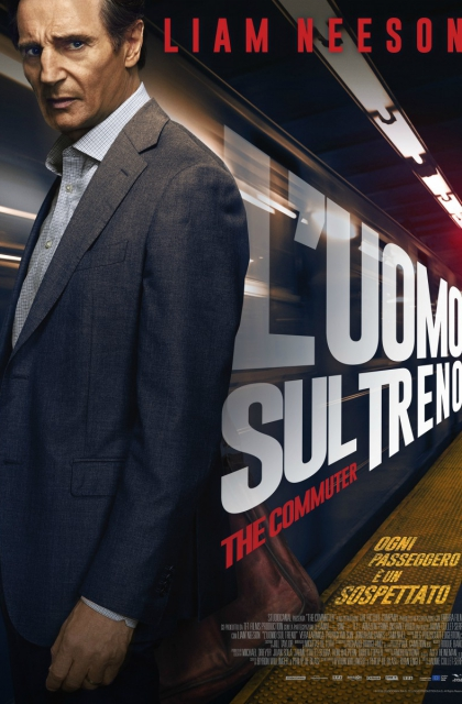 L'uomo sul treno (2018)