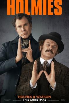 Holmes and Watson (2018)
